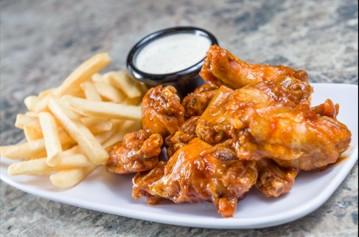 Hot Wings!